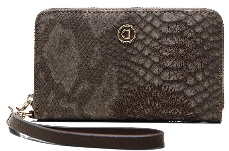 Desigual Dámska peňaženka Mone Criseida Mini Zip 20WAYP136009