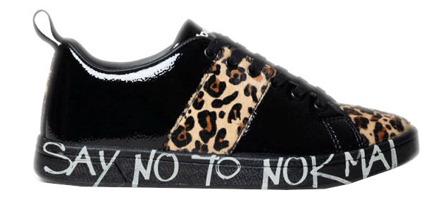 Desigual Dámske tenisky Shoes Cosmic Leopard 20WSKP152000 36