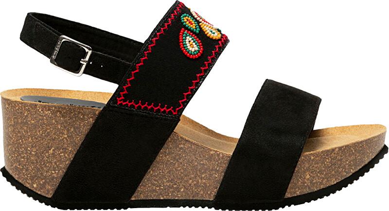 Desigual Dámské sandály Shoes Leo Beads 21SSHA172000 40