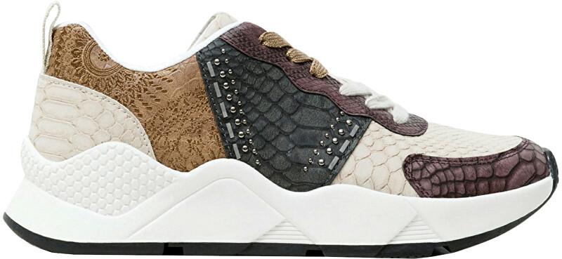 Desigual Dámske tenisky Shoes Hydra Pach 21SSKP296076 36