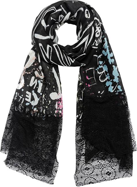 Desigual Dámský šátek Fou Jaleo 21SAWA322000