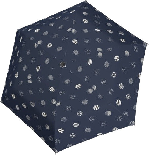 Doppler Dámsky skladací dáždnik Fiber Havanna Timeless 722365NE02
