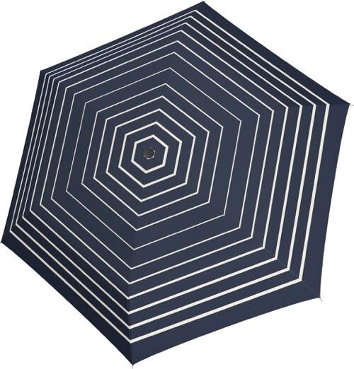 Doppler Dámsky skladací dáždnik Fiber Havanna Timeless 722365NE03