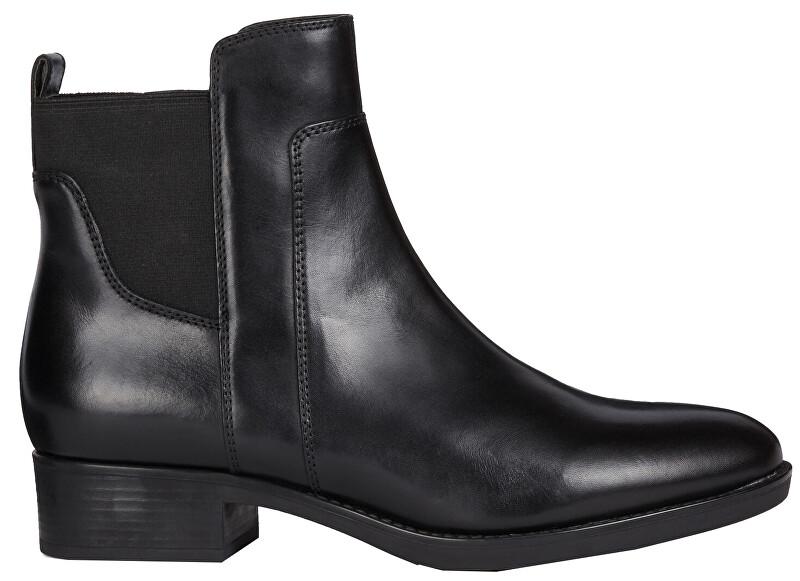 GEOX Dámské kotníkové boty D Felicity D94G1G-00043-C9999 38