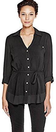 Guess Dámska blúzka G by GUESS Women`s Bettina Tunic Shirt L