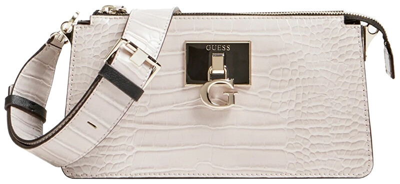 Guess Dámska crossbody kabelka Stephi Mini Crossbody Top Zip HWCG78 75700 sml