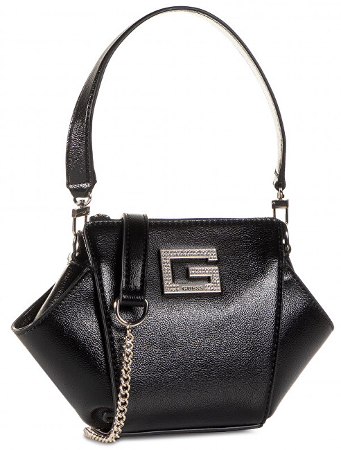 Guess Dámska kabelka Dinner Date Mini Shoulder Bag HWMG77 53740 Black