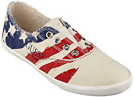 Guess Tenisky Tucci Frayed Slip-On Natural Multi 39,5