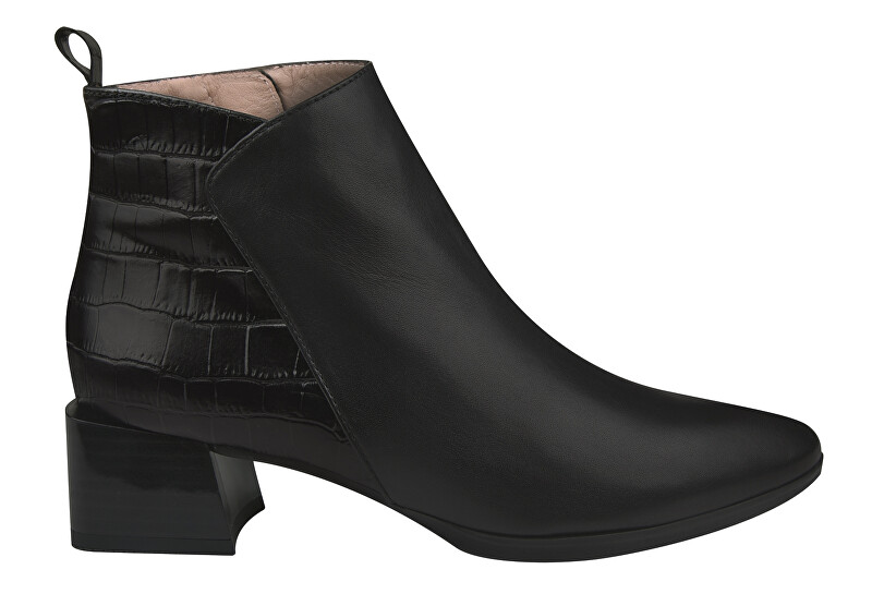 Hispanitas Dámské kotníkové boty HI00647 Black 39