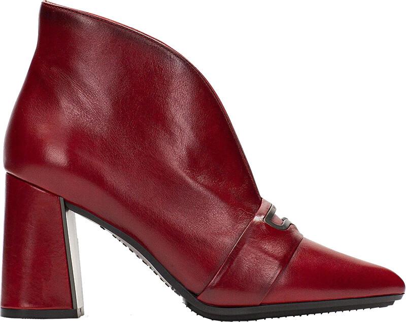 Hispanitas Dámské kotníkové boty HI00727 Guinda 39