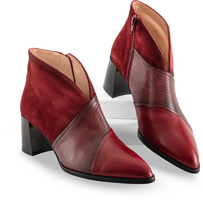 Hispanitas Dámské kotníkové boty HI211801 Picota 37