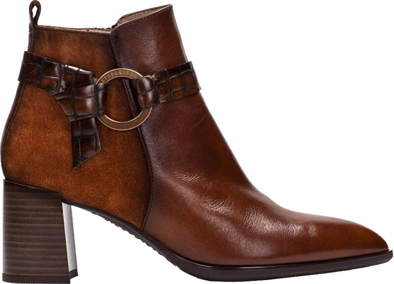 Hispanitas Dámské kotníkové boty HI211849 Cuero 36