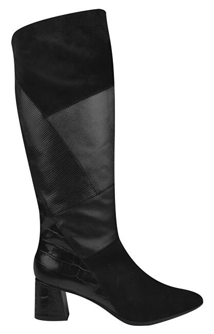 Hispanitas Dámske čižmy HI00830 Black 38