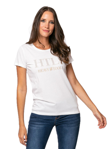 Heavy Tools Dámske tričko Masee C4W21189EC M