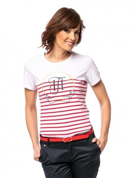 Heavy Tools Dámske tričko Melzida red C4S21172RE XL