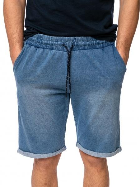 Heavy Tools Pánske kraťasy Zet21 jeans B1S21327JE L