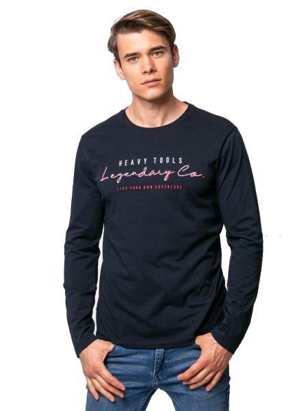 Heavy Tools Pánske tričko Cagne C1W21130NA M