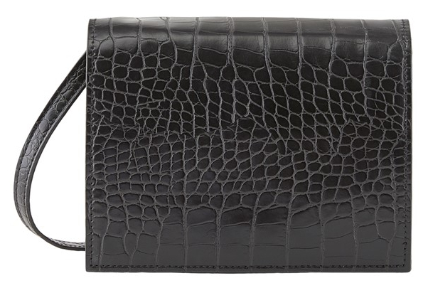 Pieces Dámska crossbody kabelka PCAIJU CROSS BODY D2D Black