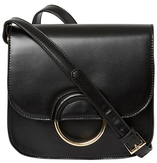 Pieces Dámska crossbody kabelka PCJAKOBA CROSS BODY D2D Black