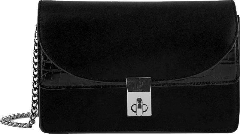 Pieces Dámska crossbody kabelka PCRANNA 17109258 černá