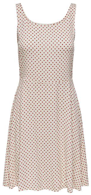 Jacqueline de Yong Dámske šaty JDYSTARR RED DOTS 34