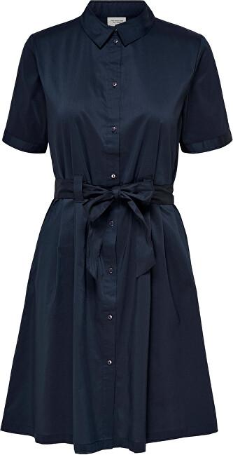 Jacqueline de Yong Dámske šaty JDYMILLIE LIFE 15209112 Sky Captain