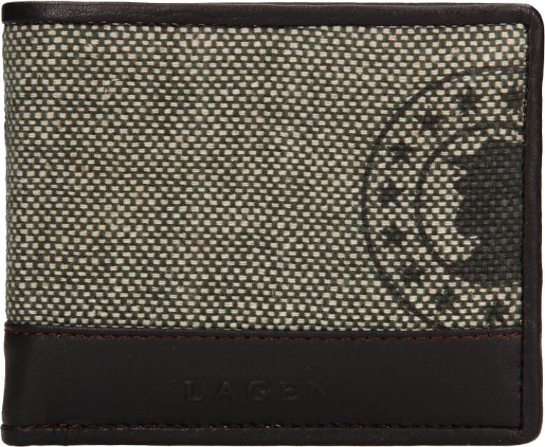 Lagen Pánska peňaženka 50448 O. Green /D.Brn