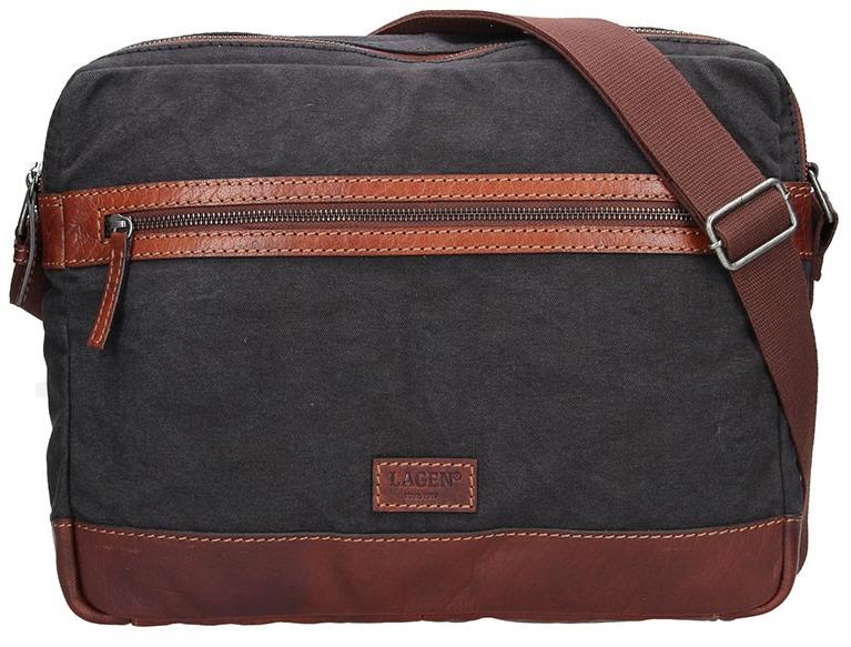 Lagen Pánská taška přes rameno 22406 TAN