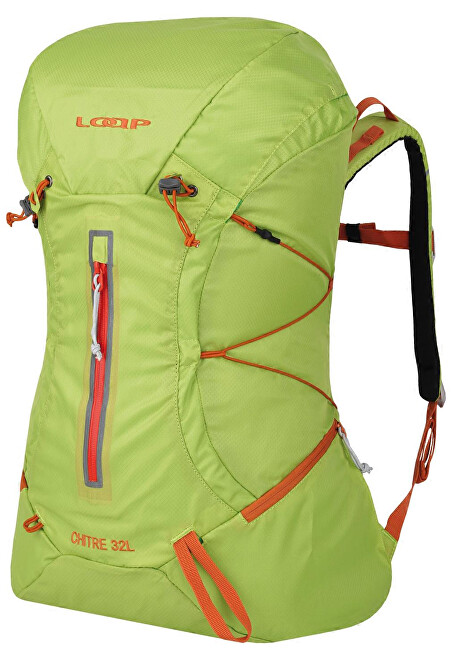 LOAP Batoh Chitre 32L Green/Orange BH1547-C23E