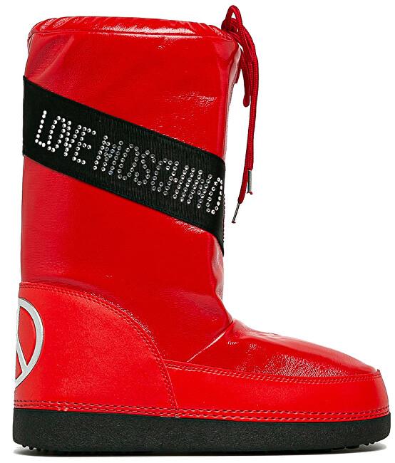 Love Moschino Dámske snehule JA24022G1BIW 1500 41-42