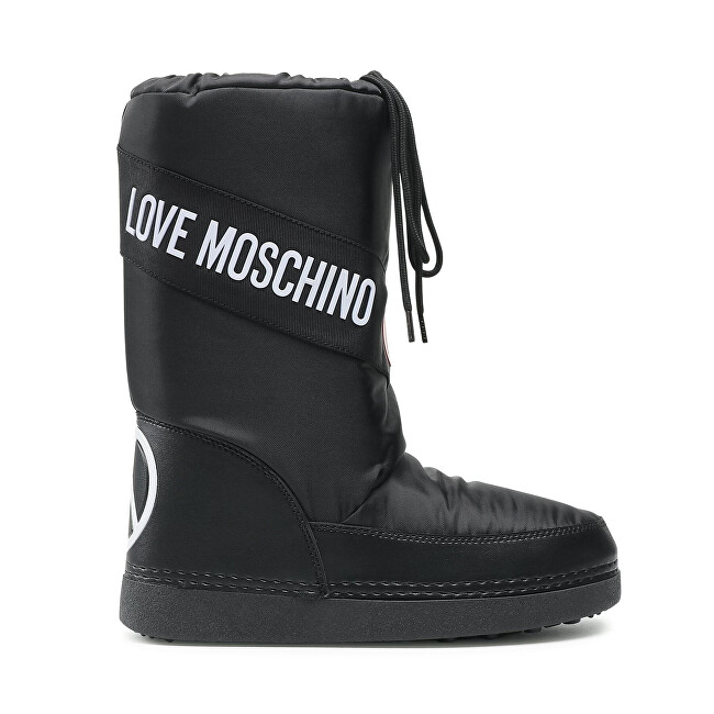 Love Moschino Dámske snehule JA24032G1DISA000 39-40