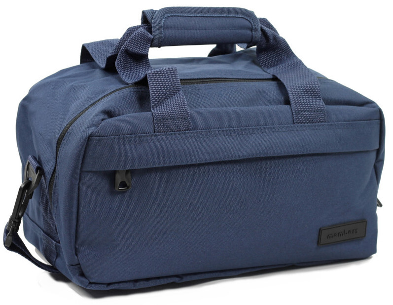 Member\'s Cestovní taška 20L SB-0043 modrá Member's
