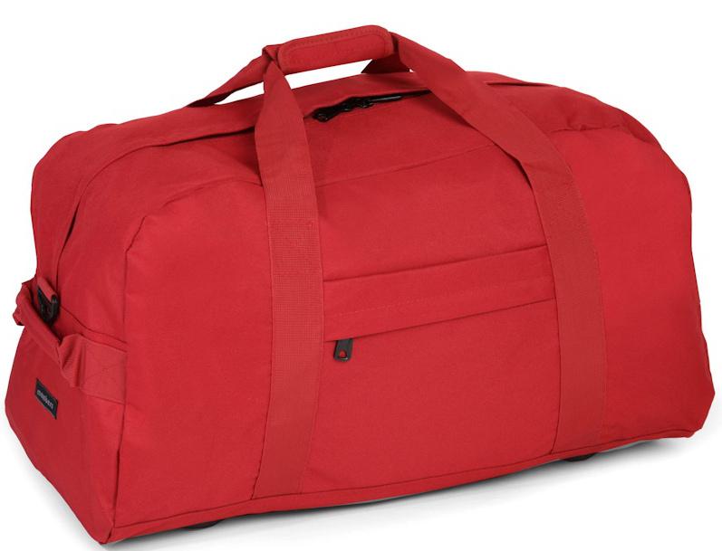 Member's taška HA-0047 červená