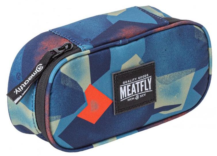 Meatfly Penál Pencil Case 2 C-Shade