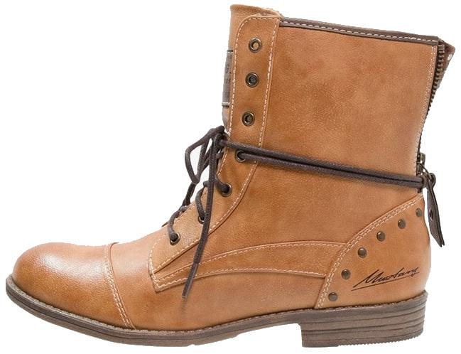 Mustang Dámské kotníkové boty 1157508-376 38