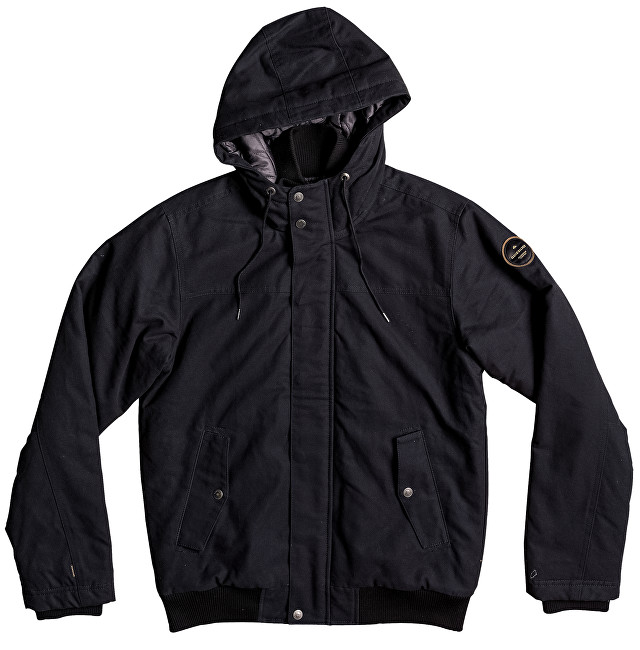 Quiksilver Bunda Everydaybrooks Black EQYJK03365-KVJ0 XL