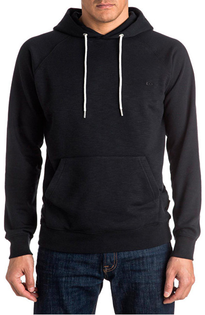 Quiksilver Mikina Everyday Hood Black L