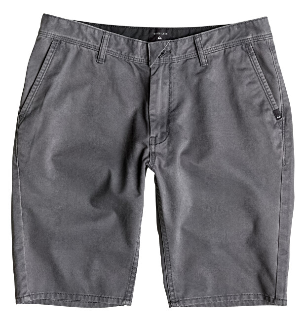 Quiksilver Pánské kraťasy Everyday Chino Short Dark Shadow EQYWS03252-KRP0 32