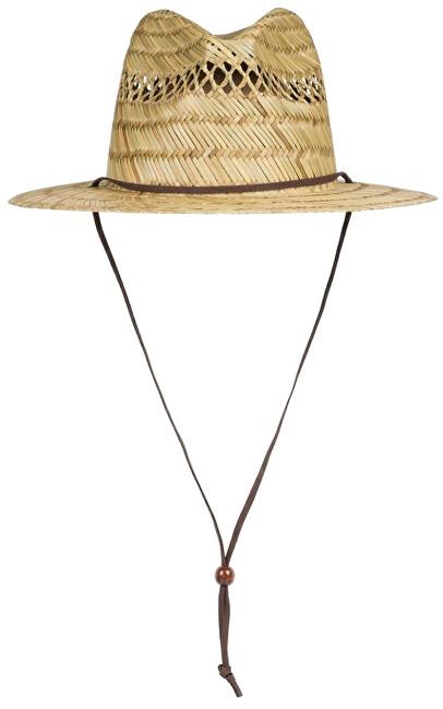Quiksilver Pánský klobouk Jettyside Natural AQYHA04586-YEF0 S/M