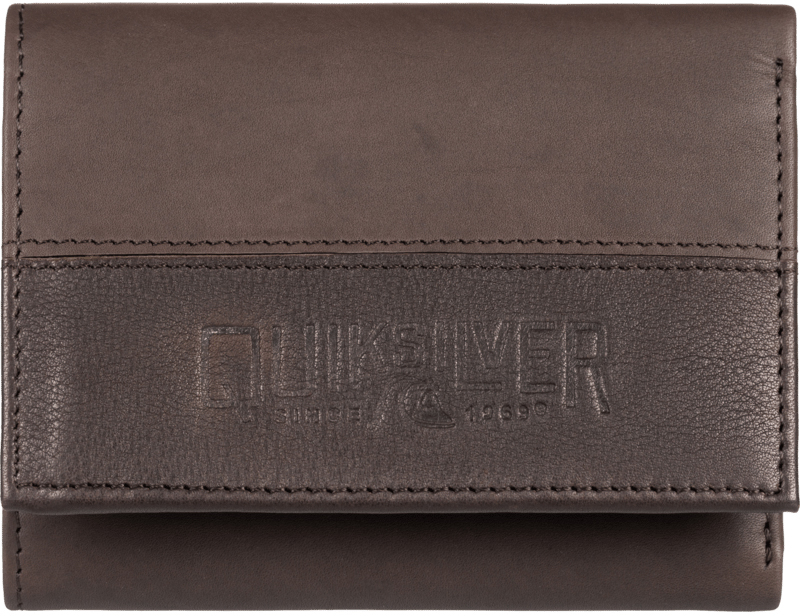 Quiksilver Pánska kožená peňaženka Bonzo Cruella EQYAA03938 -CSD0