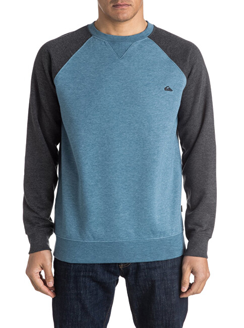 Quiksilver Mikina Everyday Crew Captains Blue XL