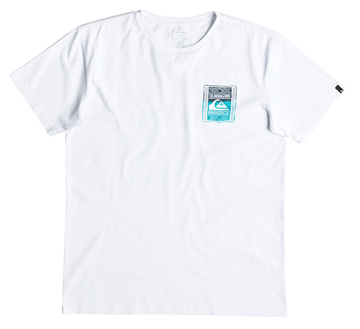 Quiksilver Triko Walled Up White EQYZT04296-WBB0 L
