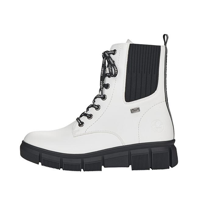 Rieker Dámske členkové topánky X3414-80 36