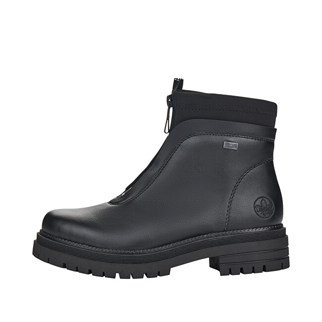 Rieker Dámske členkové topánky Y3153-00 40