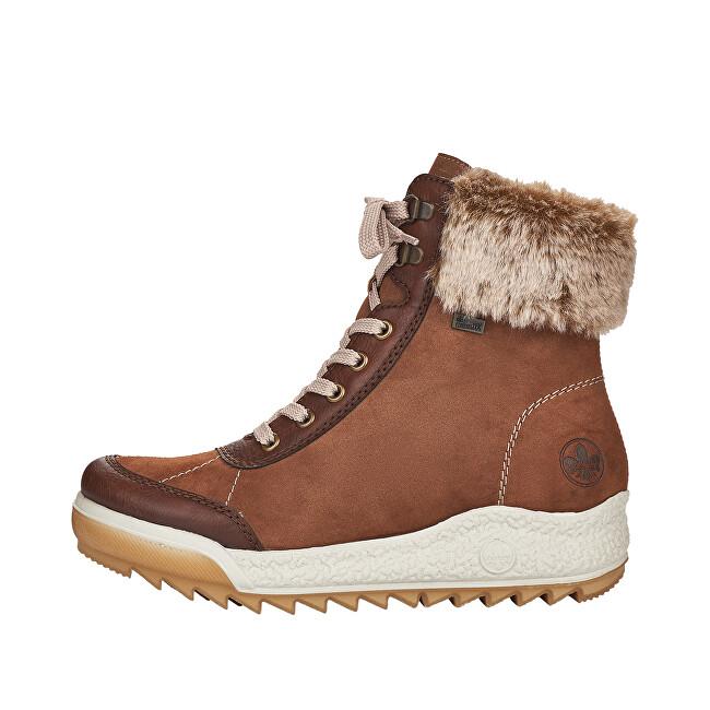 Rieker Dámske členkové topánky Y4720-24 37