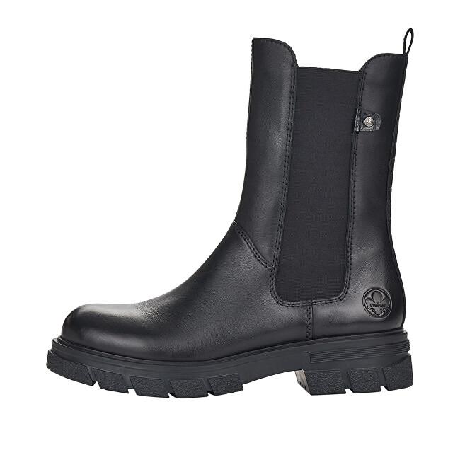 Rieker Dámske členkové topánky Z9180-01 37