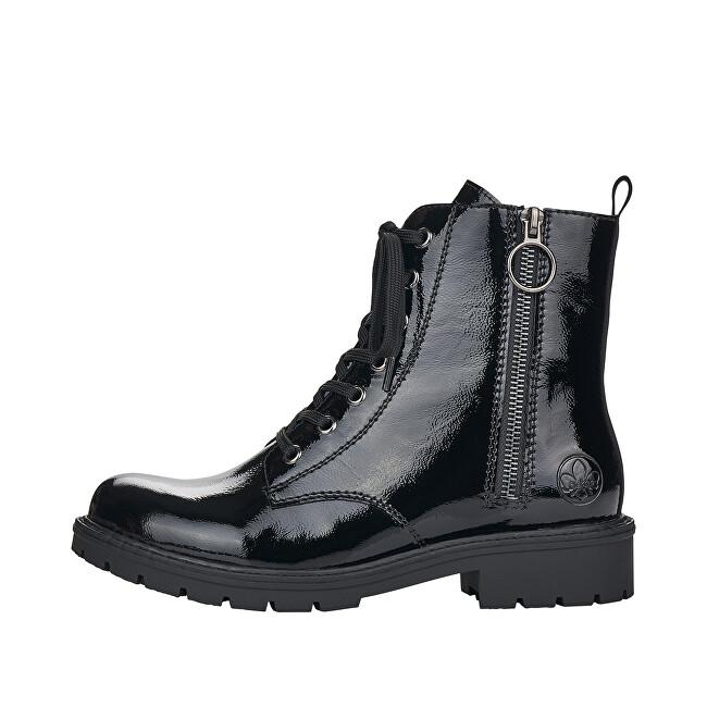 Rieker Dámske členkové topánky Y9111-00 42