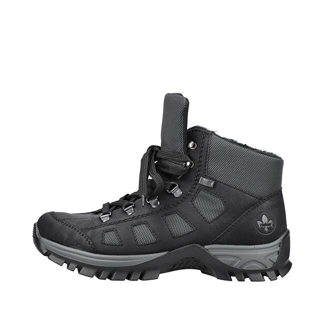 Rieker Dámske členkové topánky M9844-00 37