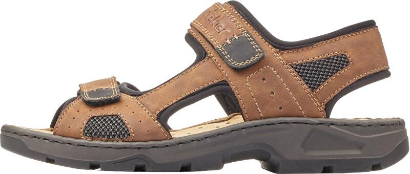 Rieker Pánske sandále 26156-25 44