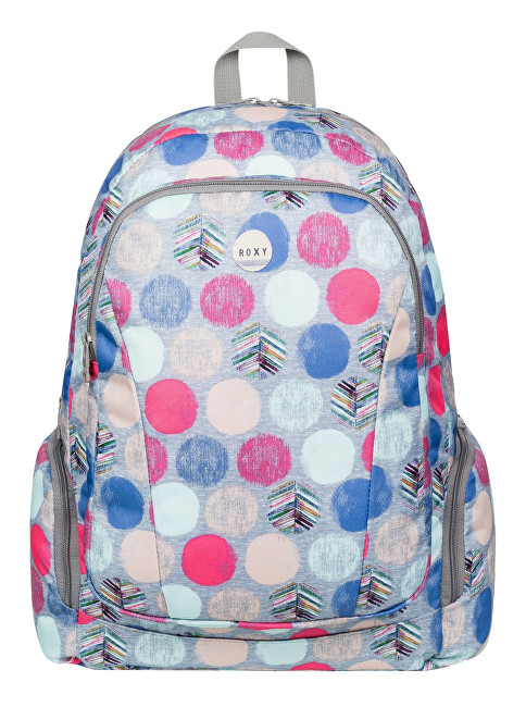 Roxy Batoh Alright 25L Ax Leaf Dots ERJBP03162-SGRH
